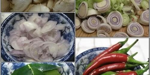 สมุนไพรไทย กับ อาหารไทยๆ